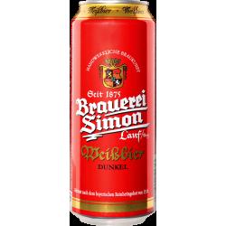 Brauerei Simon Weissbier...