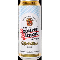 Brauerei Simon Weissbier Hell