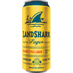 Brick Brewing Landshark...