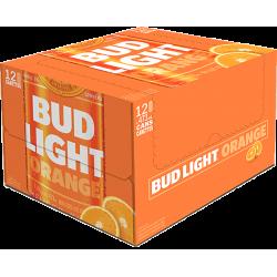 Bud Light Orange - 12 Cans