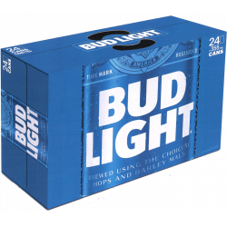 Bud Light - 24 Cans