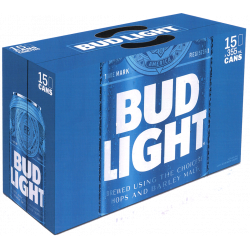 Bud Light - 15 Cans