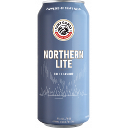Fort Garry Northern Lite Lager