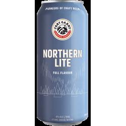 Fort Garry Northern Lite Lager