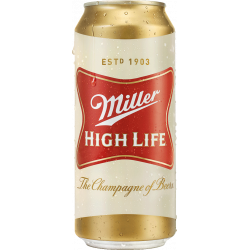 Miller High Life Lager