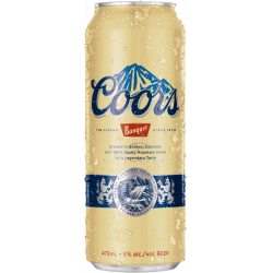 Coors Banquet Lager