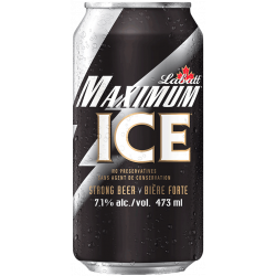 LABATT MAXIMUM ICE LAGER