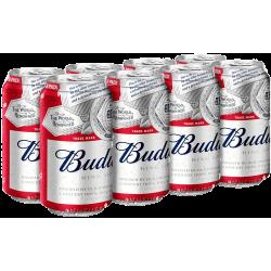 Budweiser - 8 Cans