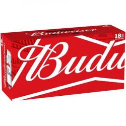 Budweiser - 18 Cans