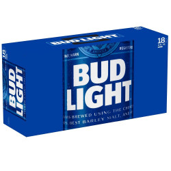 Bud Light - 18 Cans