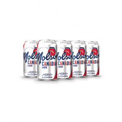 Molson Canadian - 8 Pack