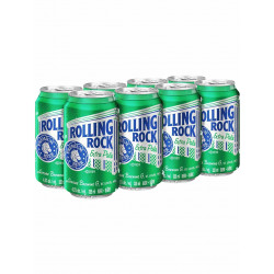 Rolling Rock - 8 Cans