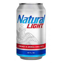 Natural Light - 8 Cans