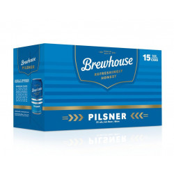 Brewhouse - 15 Cans