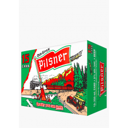Old Style Pilsner - 15 Cans