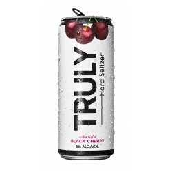 Truly Black Cherry - 473ML