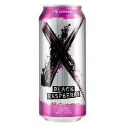 Kinky Black Raspberry